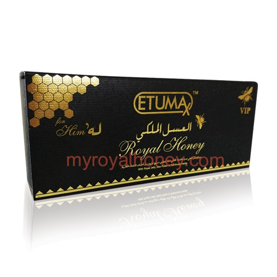 Etumax Royal Honey VIP – MY Royal Honey